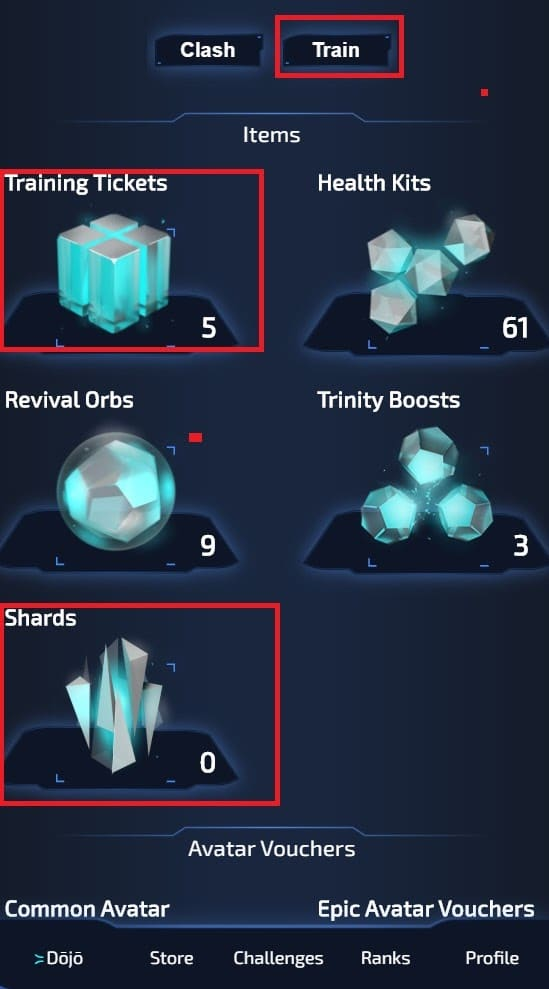 Guide to the ChainClash game