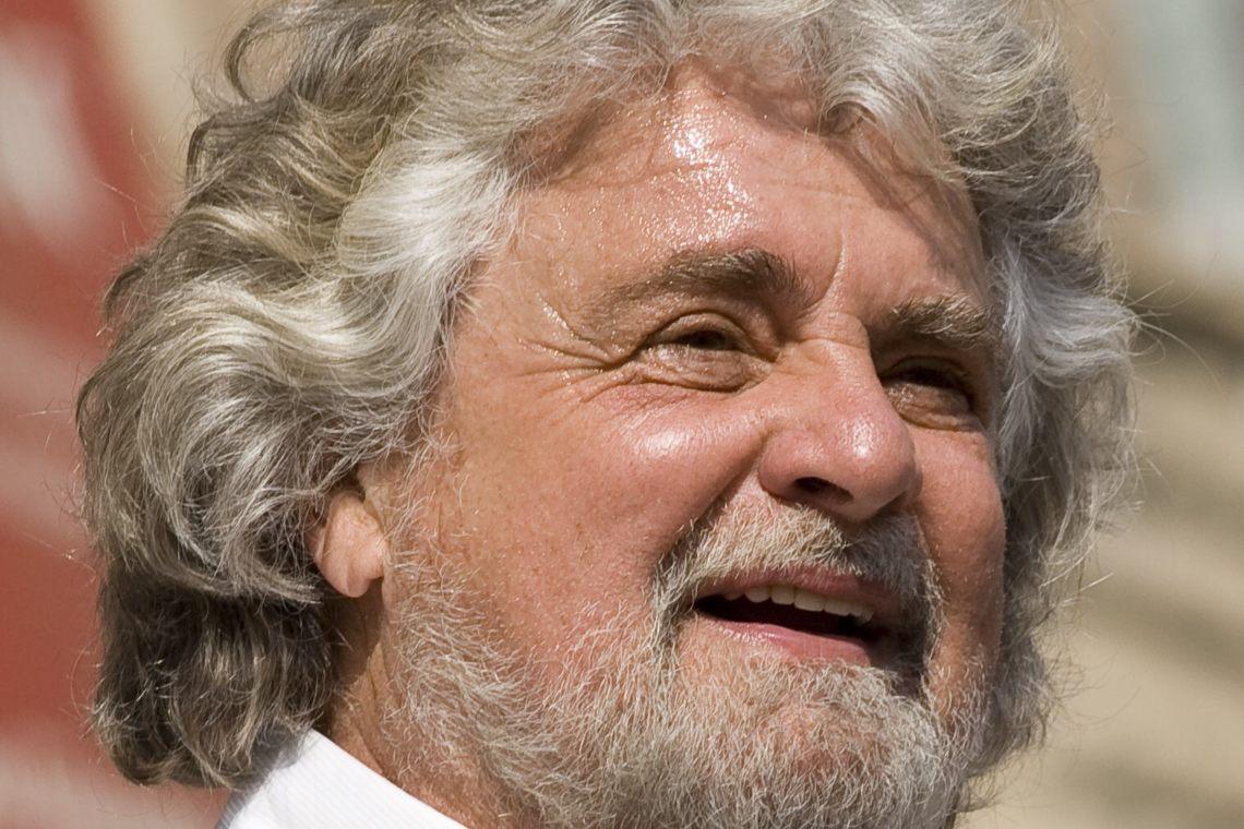 Beppe Grillo ipotizza la creazione della e-Lira