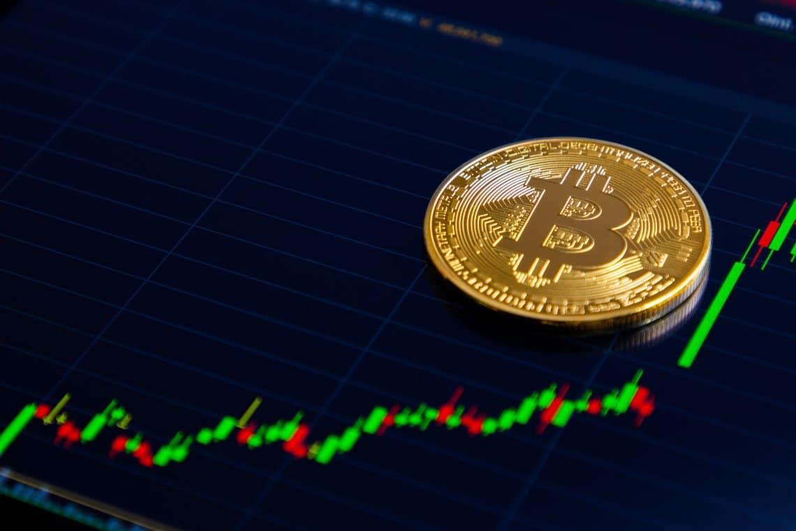 Bitcoin: il prezzo oggi tiene testa alle prese di profitto