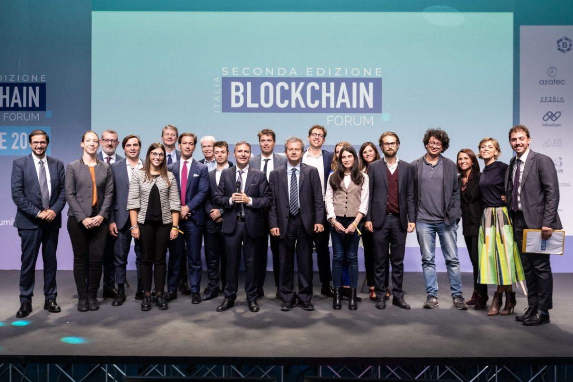 Al via la 3° edizione di Blockchain Forum Italia