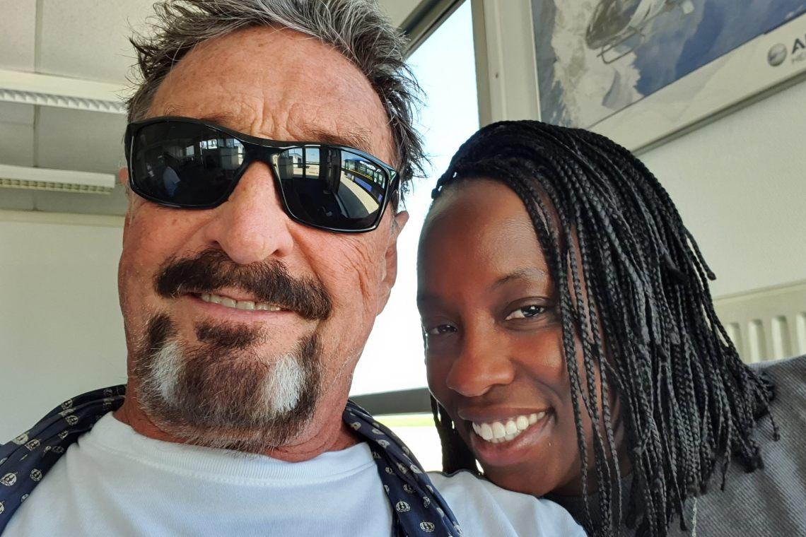 John McAfee arrestato: la conferma della moglie