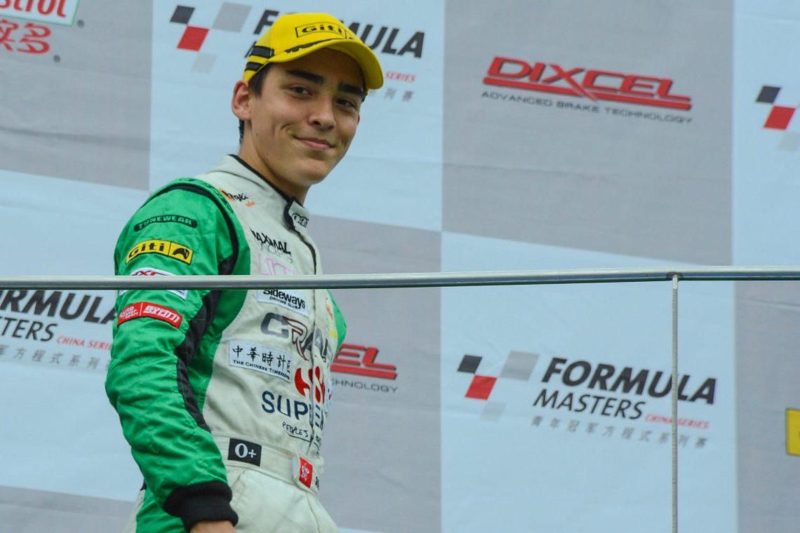 La Formula 3 corre con Animoca Brands
