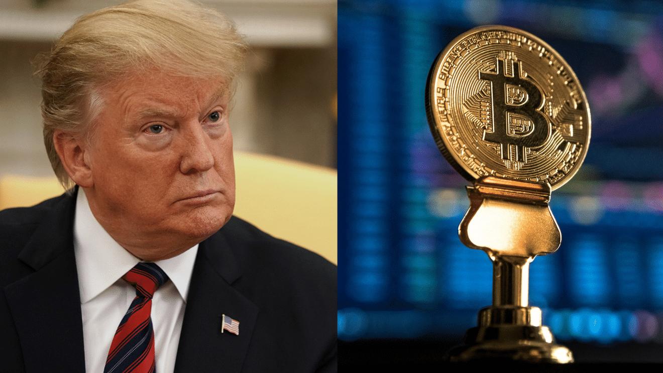 Trump: aumenta l'incertezza e Bitcoin scende