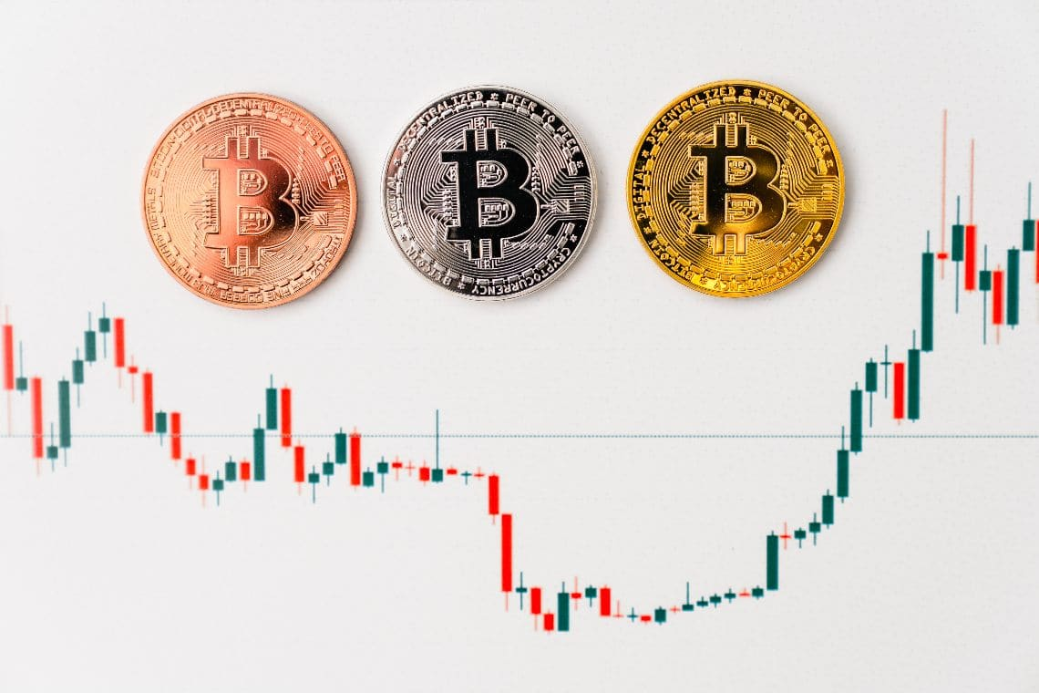 Bitcoin oltre i 13000 dollari