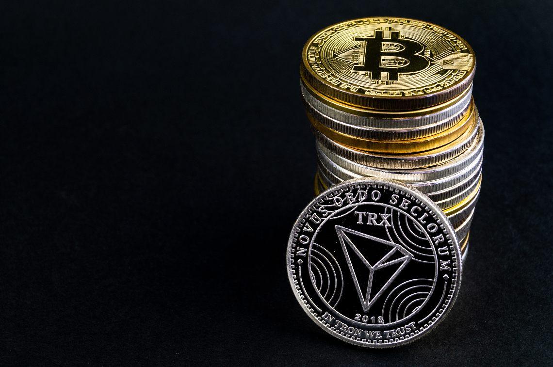 Ci sono 3000 Bitcoin su Tron