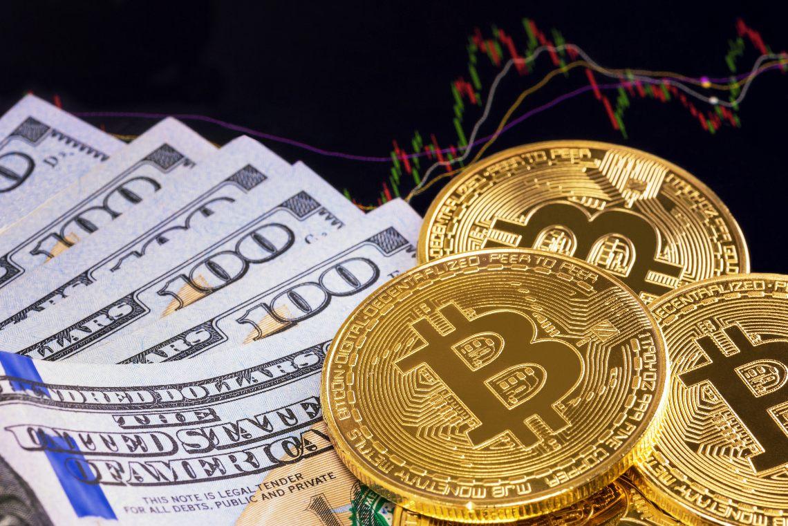 Bitcoin in rialzo: valore sopra gli 11.500 USD
