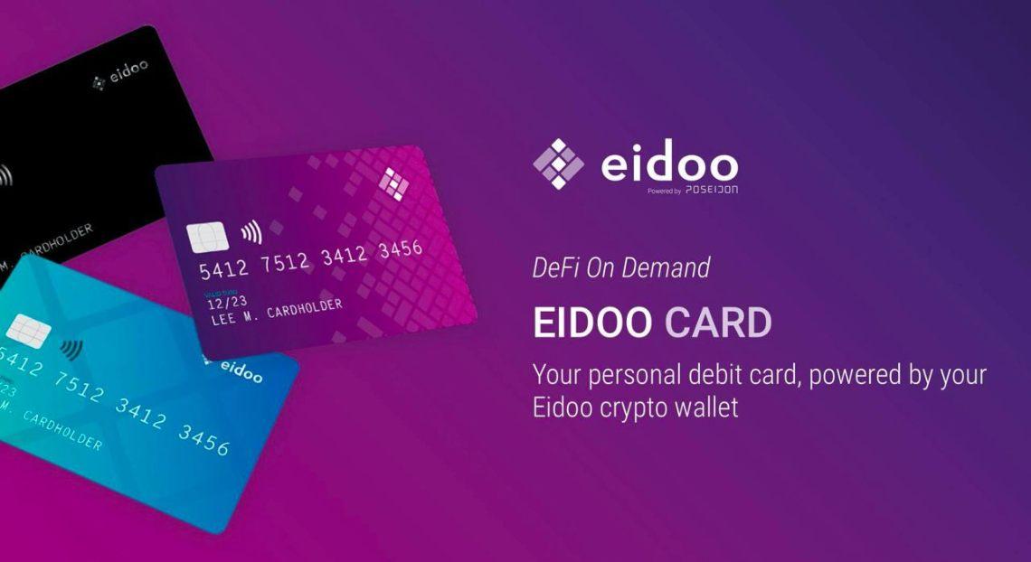 Eidoo Card integra Loopring per transazioni veloci e gratuite