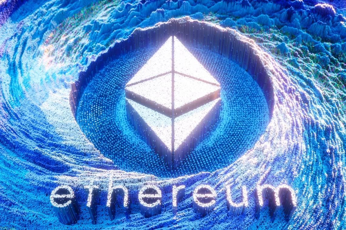 Ethereum doppia Bitcoin grazie a DeFi e stablecoin