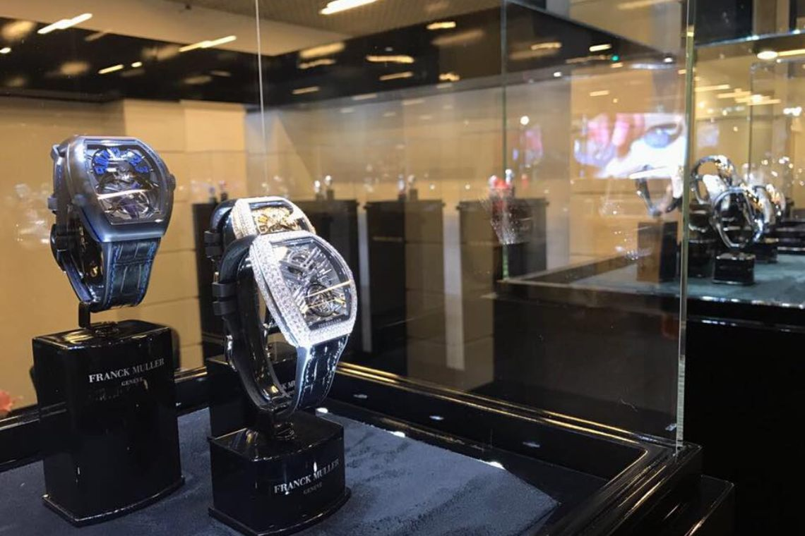 The King: l'orologio Bitcoin di Franck Muller