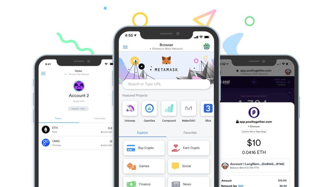 MetaMask raggiunge 1 milione di utenti attivi