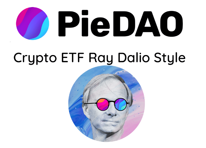 PieDAO: ETF crypto in stile Ray Dalio (+100% APY)