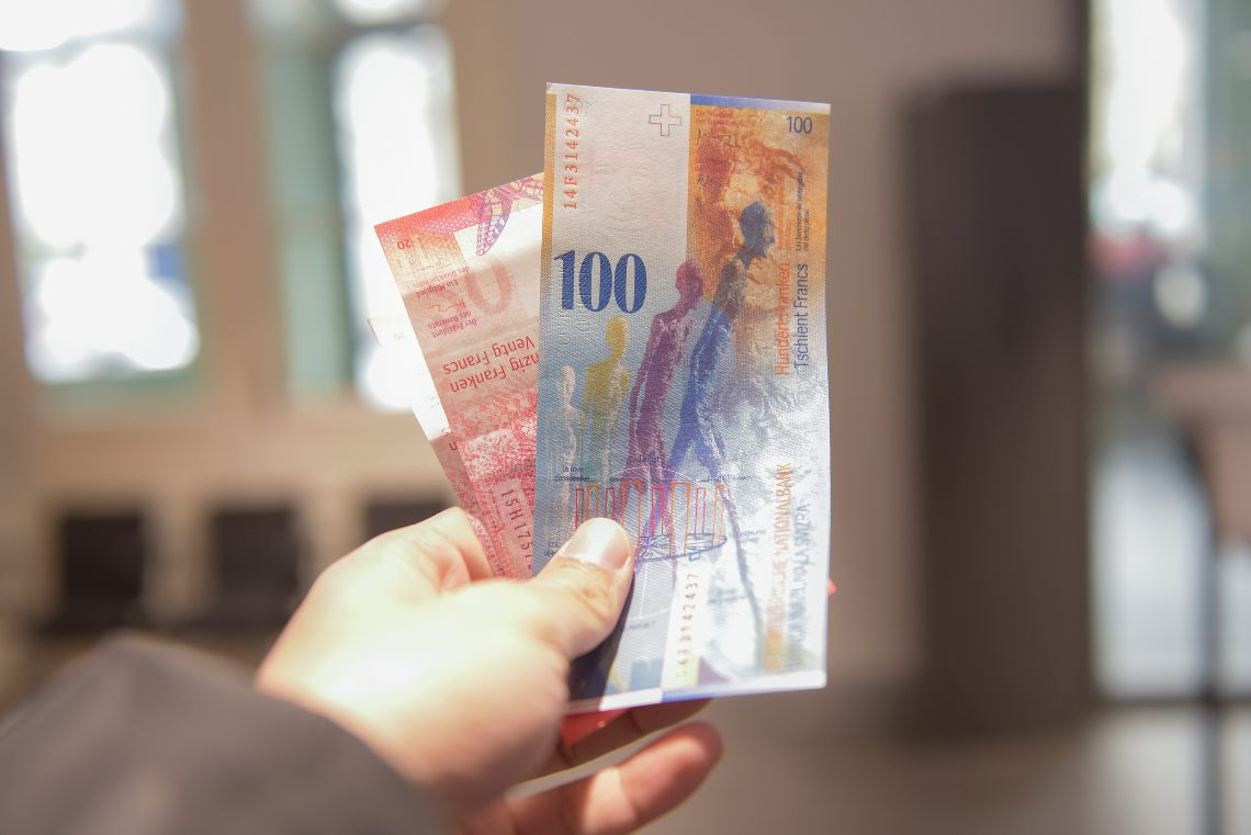 La banca centrale svizzera potrebbe testare la sua valuta digitale