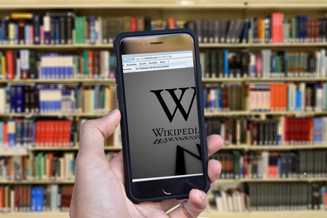 Charles Hoskinson di Cardano vs Wikipedia