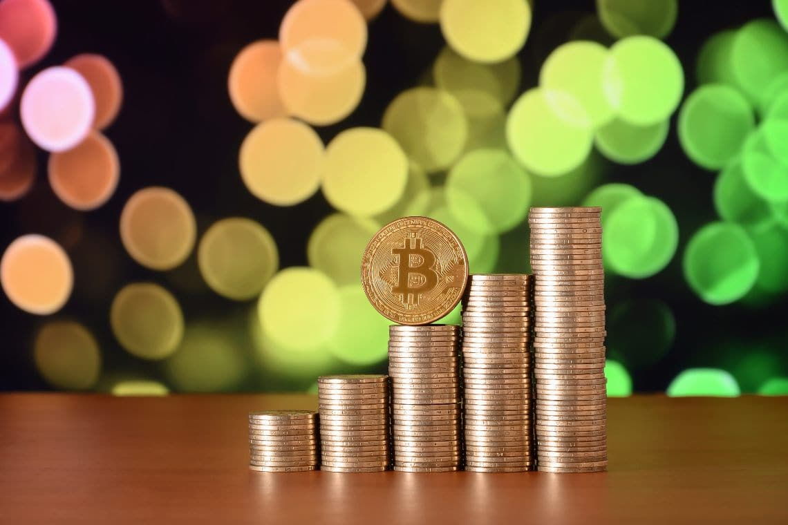 Bitcoin: nuovo massimo storico per il market cap
