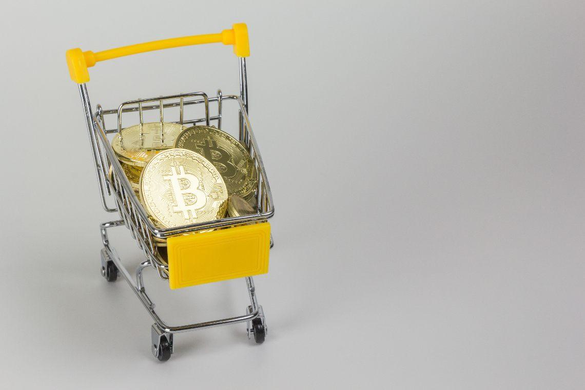 Bitcoin arriva nei supermercati italiani