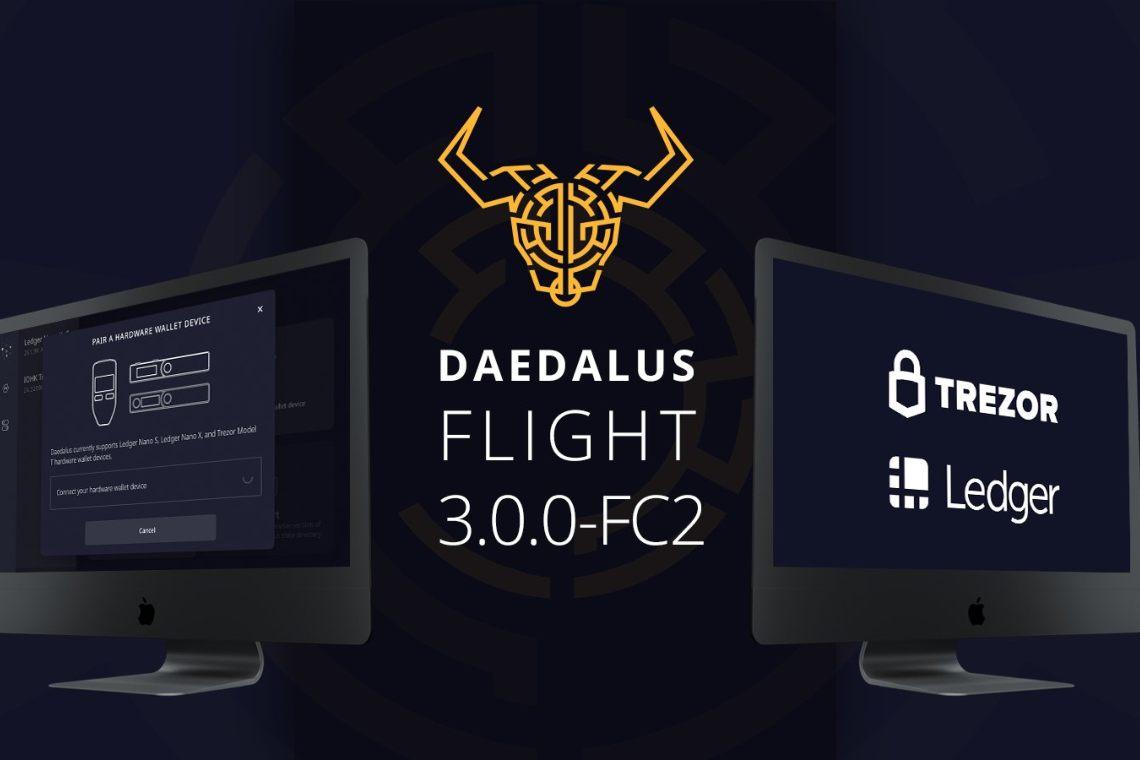 Cardano: un aggiornamento per il wallet Daedalus Flight