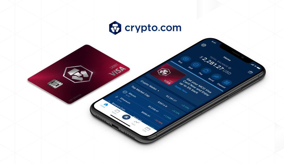 Crypto.com app: carta, pagamenti, earn, credito e bonus