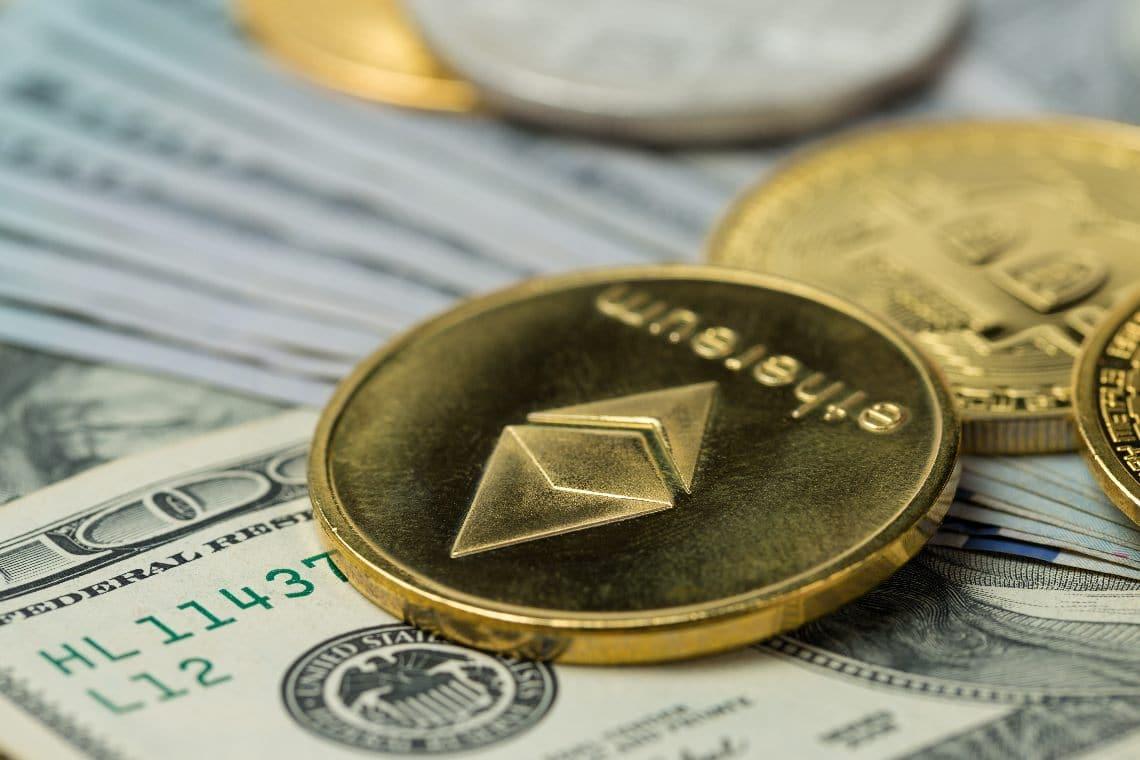 Il prezzo di ETH si avvicina ai 500 dollari e al lancio di Ethereum 2.0