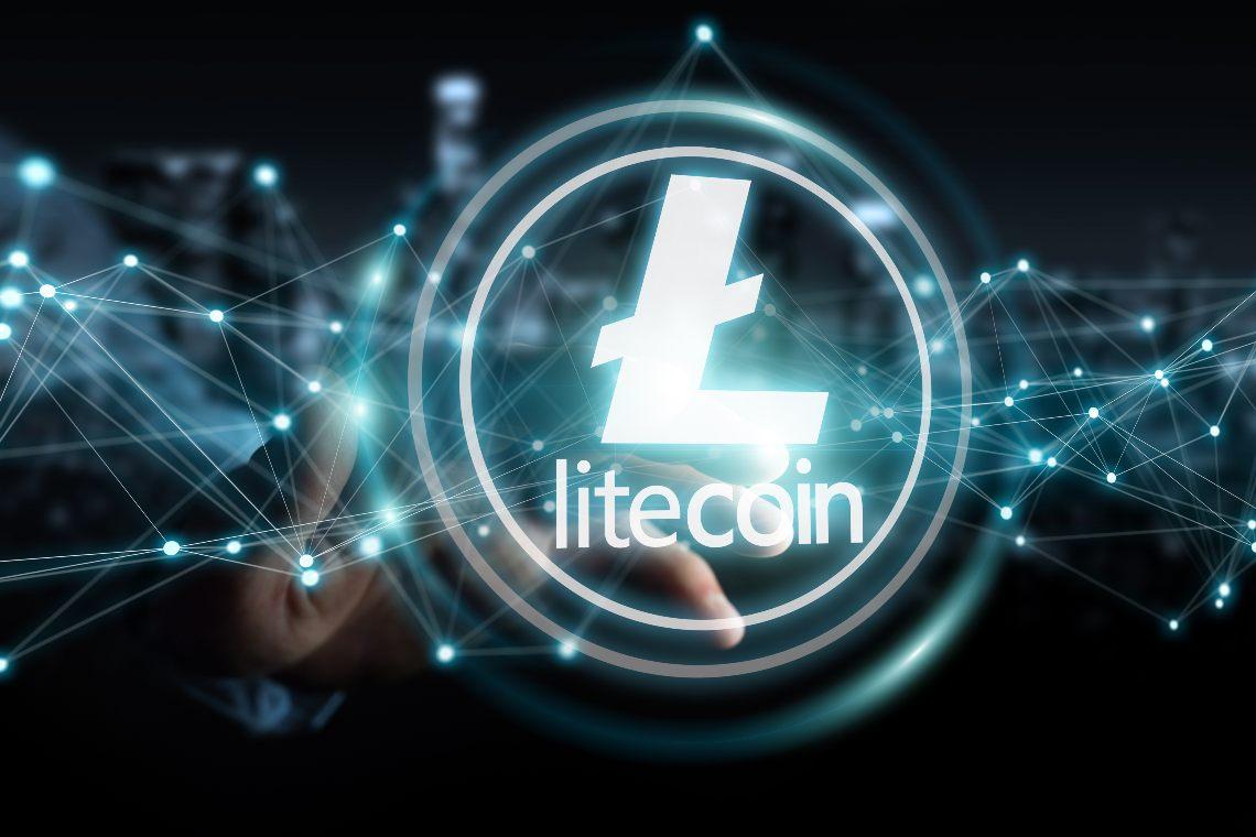 La blockchain di Cardano potrebbe interagire con Litecoin