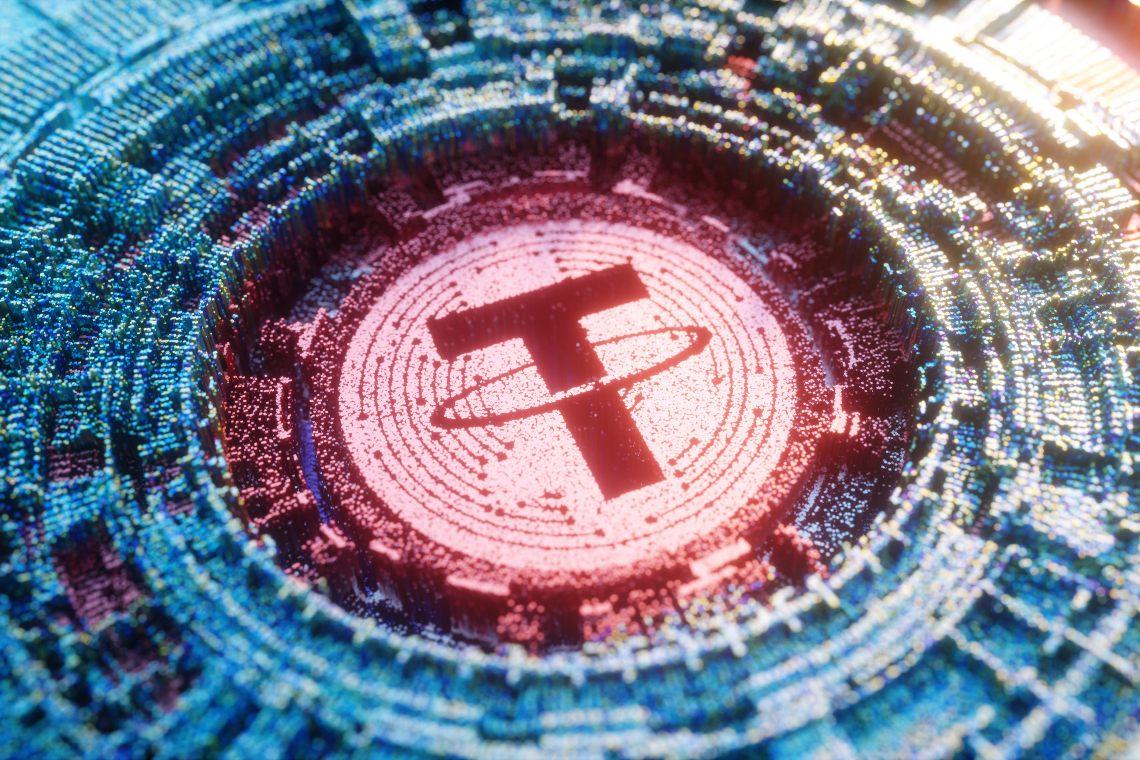 Tether: il market cap è ora di $17 miliardi