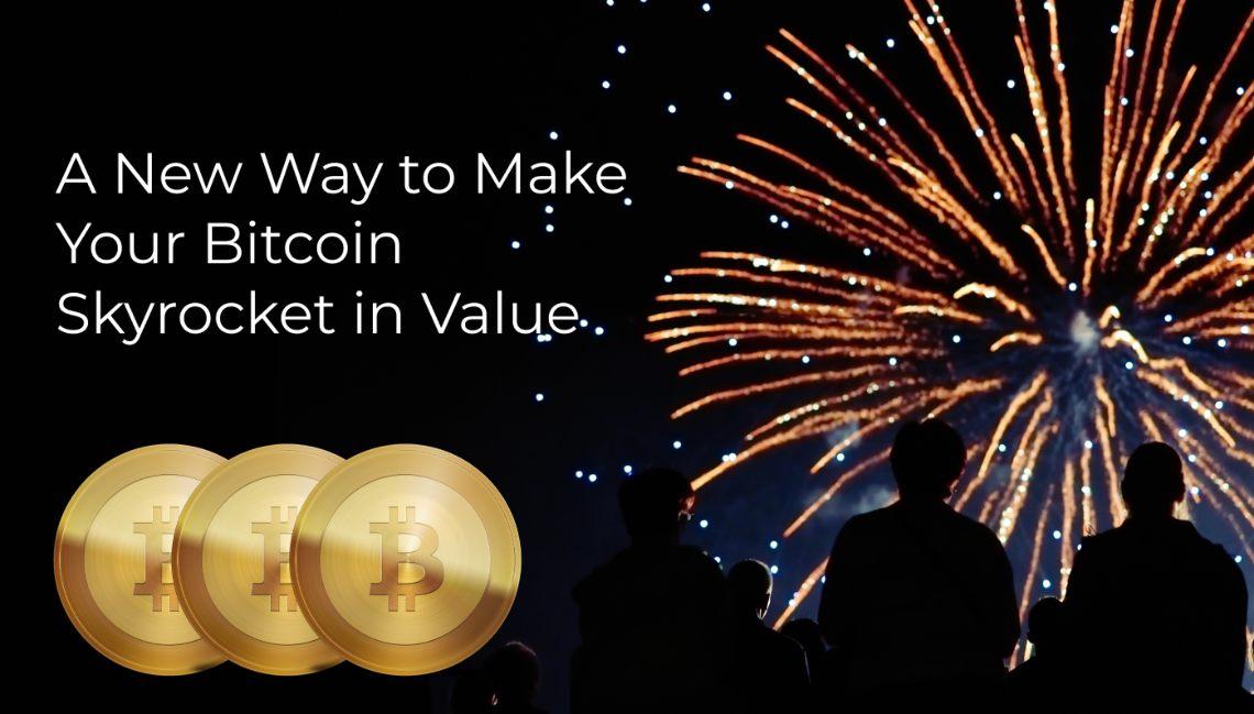 Bitcoin: un nuovo modo per far decollare il valore
