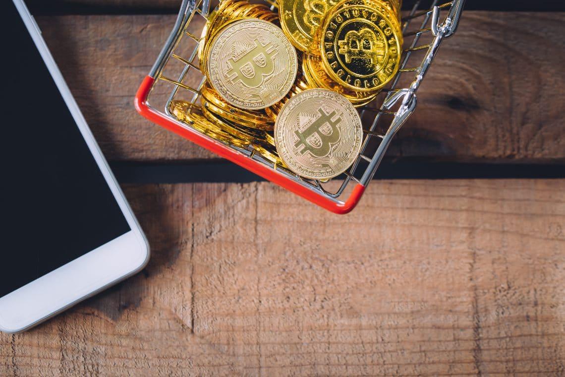 Bitcoin sopra 15000