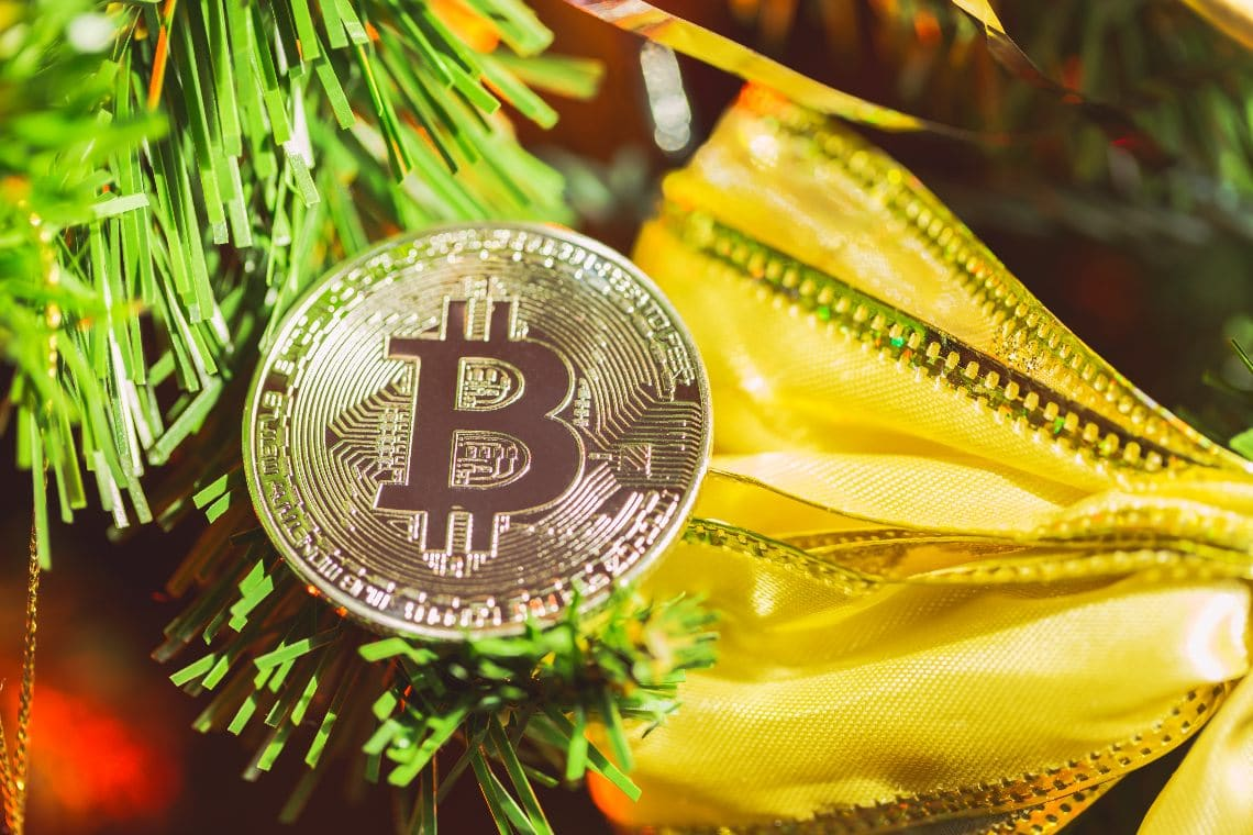 Natale 2020: come regalare bitcoin