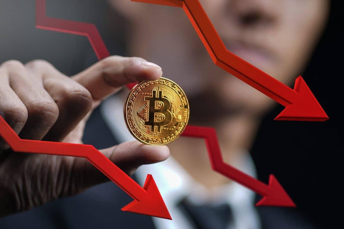 Wallet e future: perché il prezzo di bitcoin sta scendendo