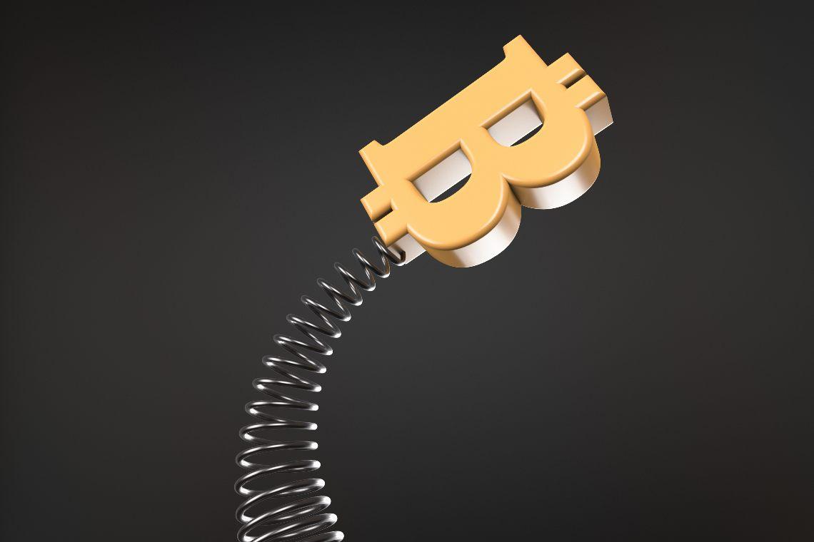 Perchè il prezzo di bitcoin sta crescendo