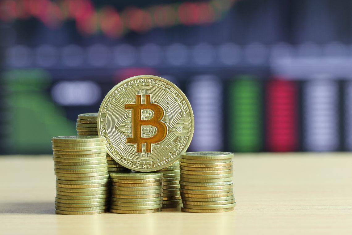 Bitcoin: i prezzi salgono dell'1,5%