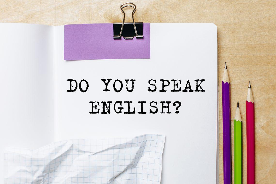 La conoscenza della lingua inglese per fare affari nel mondo