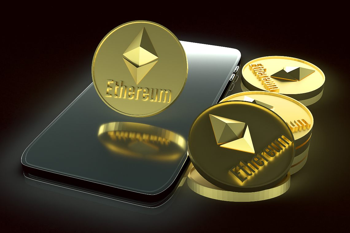 Ethereum: la supply aumenterà di quasi 5 milioni all'anno