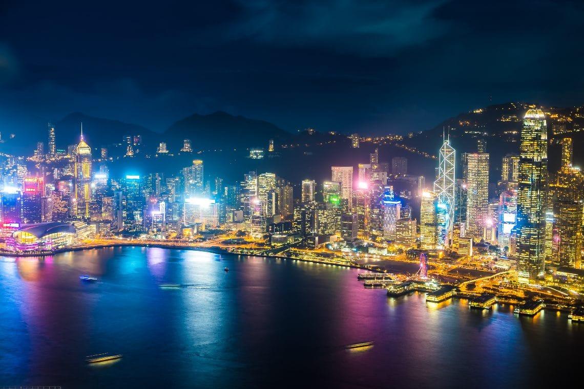 Hong Kong, licenze per le piattaforme di trading crypto