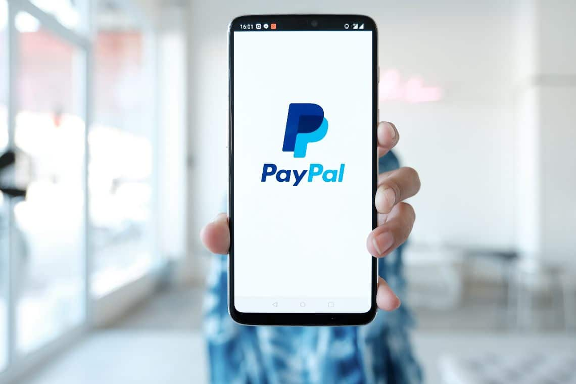 Paypal, il 2021 è nel segno delle criptovalute