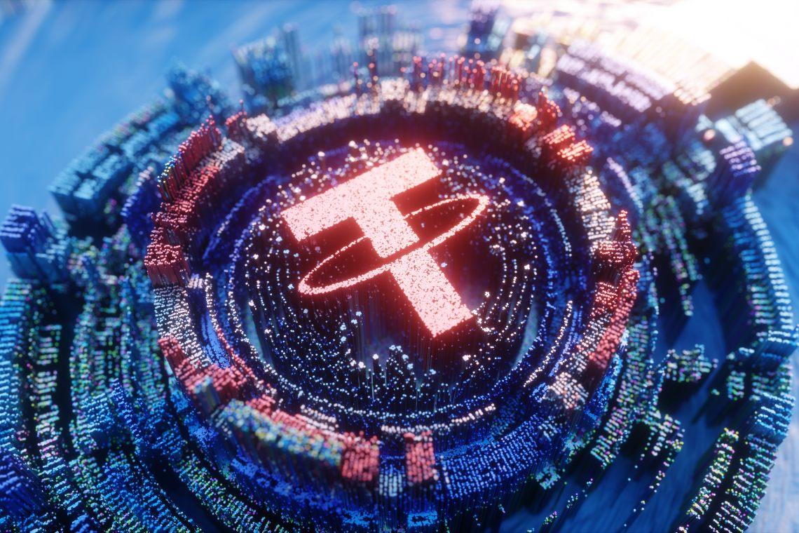 Tether, 19 miliardi di market cap: nuovo record