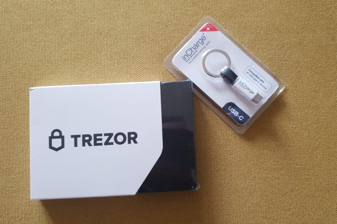 Trezor: la guida sull'hardware wallet Model T