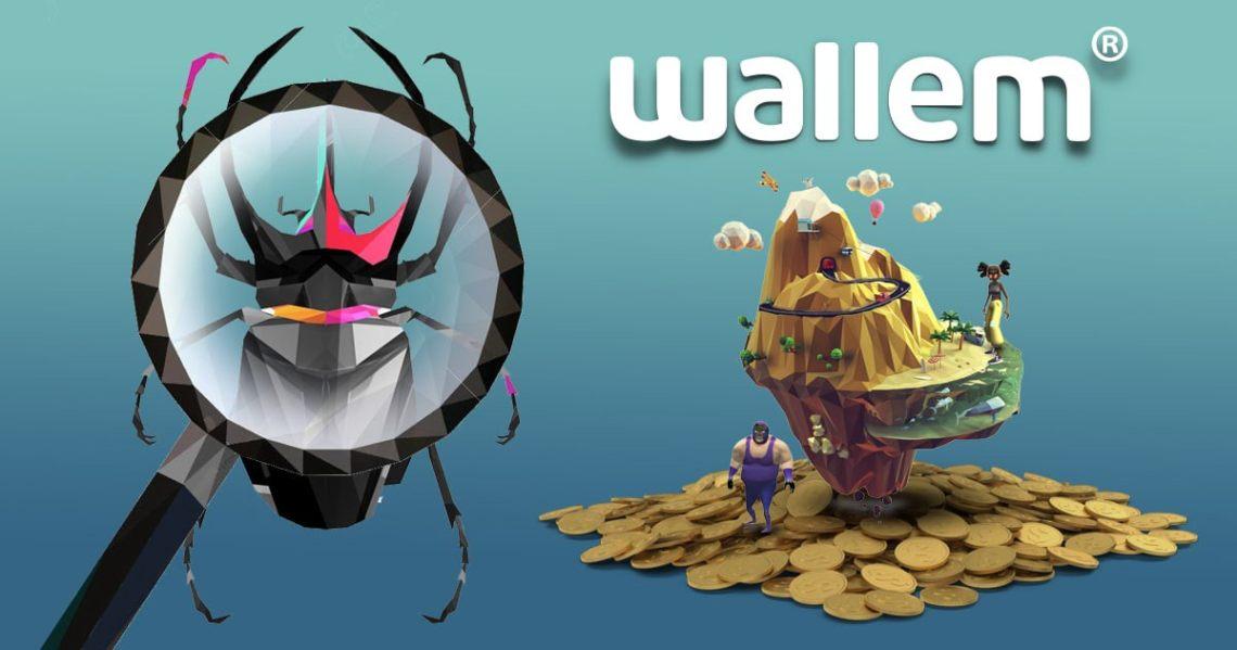 Il gioco crypto Wallem è ora partner ufficiale di Armani, PewDiePie e Motta