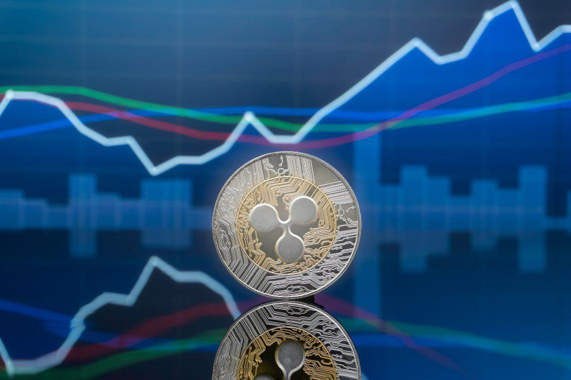 XRP news: prezzo raddoppiato