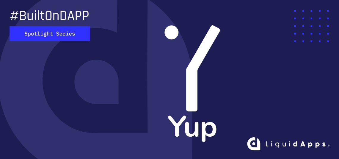 Yup dApp: il TripAdvisor della blockchain arriva su LiquidApps