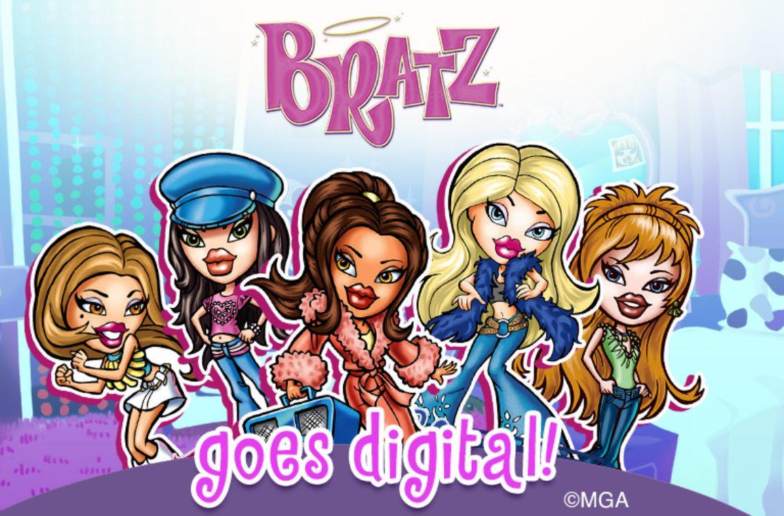 Bratz: arrivano gli NFT delle famose bambole