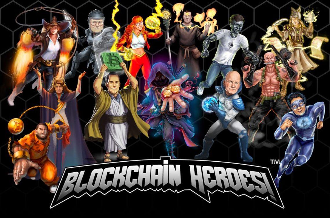 Electroneum con Blockchain Heroes per nuovi NFT
