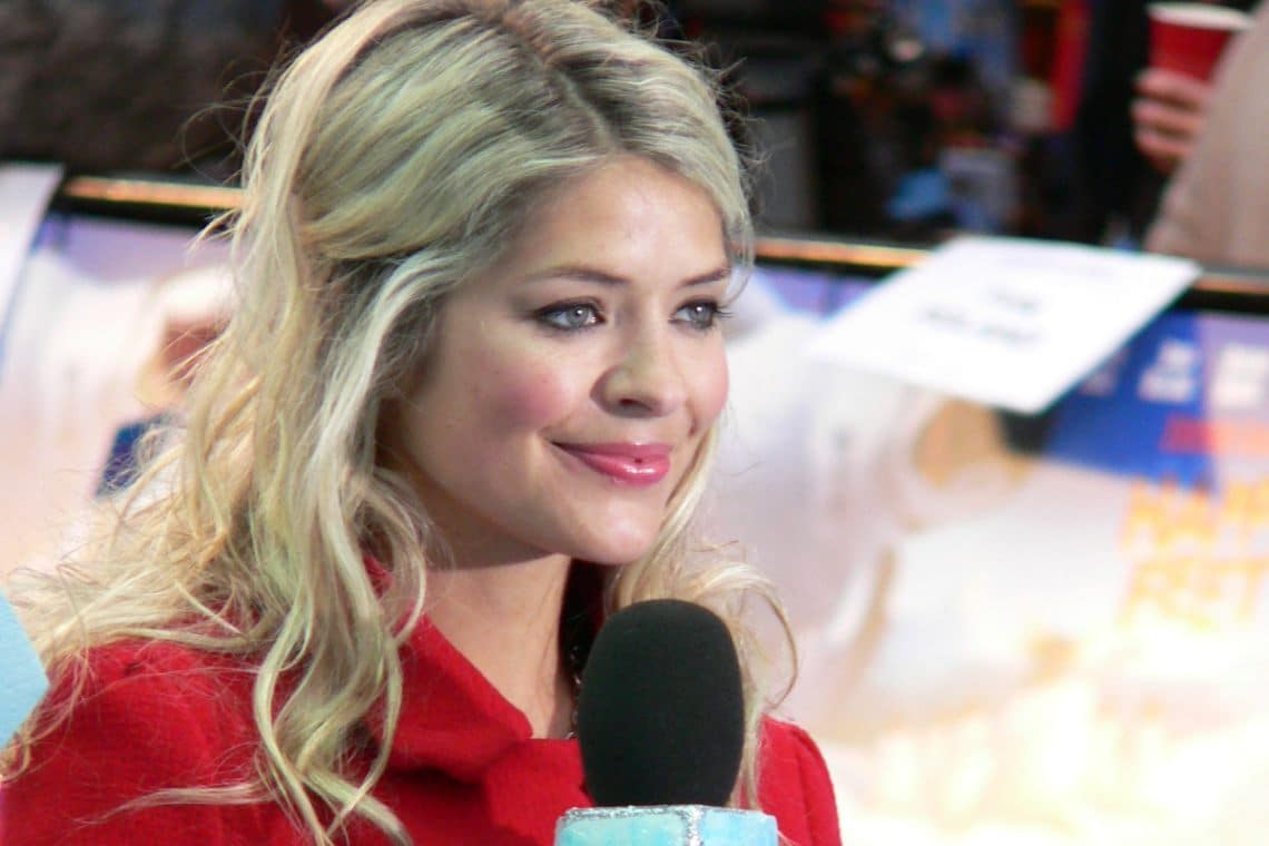 Lo scam Bitcoin con Holly Willoughby