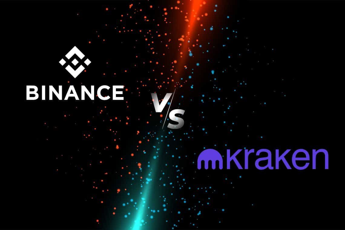 Binance vs. Kraken