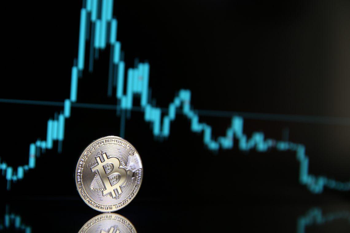 Bitcoin in ribasso torna a testare i 17.600 dollari
