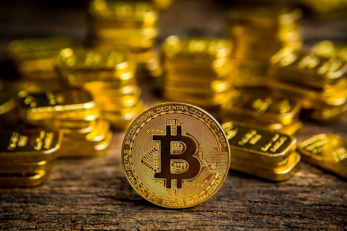Bitcoin progettato per essere migliore dell'oro