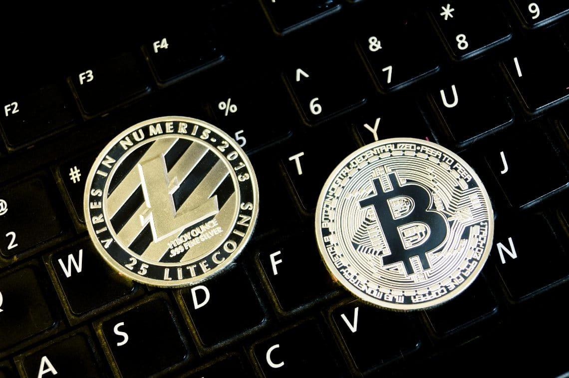 come scambiare bitcoin per litecoin
