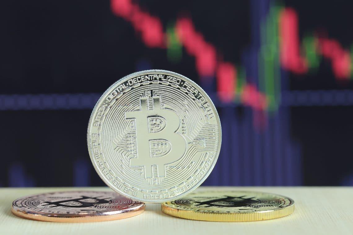 Bitcoin torna a testare il supporto dei $ 18mila