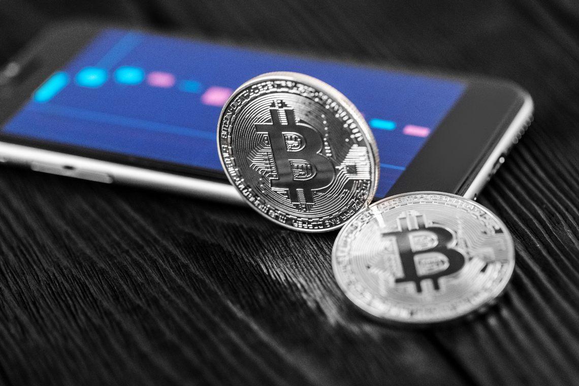 Bitcoin in rialzo vicino ai record