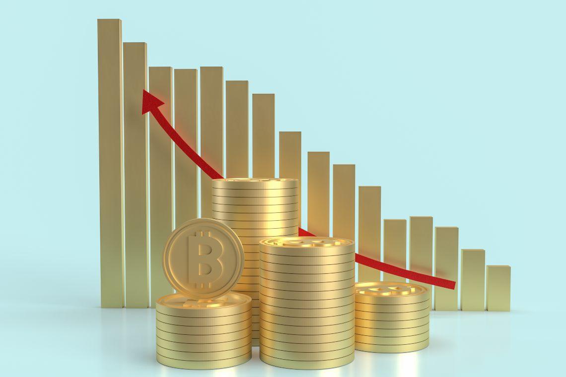 Bitcoin in ritracciamento dopo il record a $ 24.000