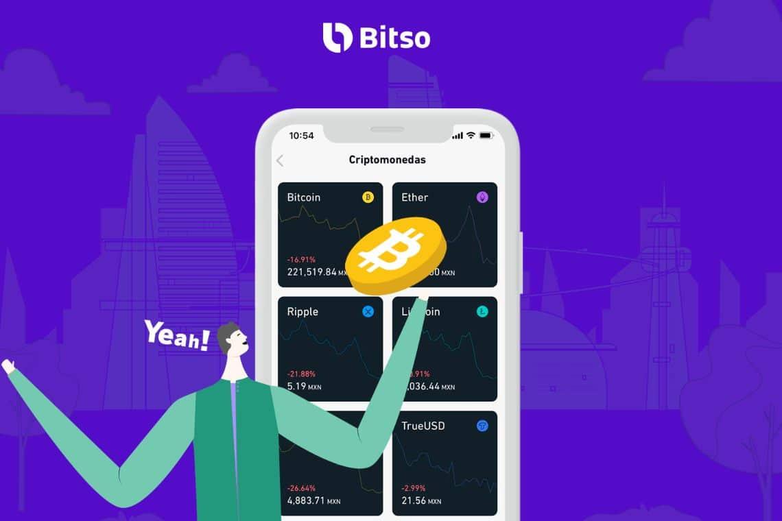 Investimento da 62 milioni nell'exchange Bitso